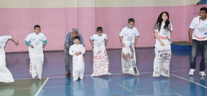 Genç'te 'Aşmak İçin Hareket' kampanyası