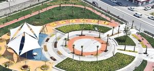 İzmirlilere hem modern hem de eğlenceli park