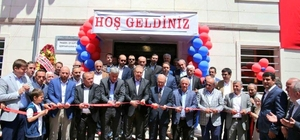 Eski Bakanlardan Erdoğan Bayraktar mahallesine Kuran Kursu yaptırdı