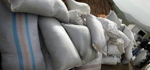 Hakkari'de 3 bin 500 kilo kaçak çay ele geçirildi