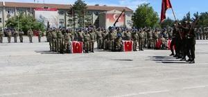 Siirt'te engellilere bir günlük temsili askerlik yaptırıldı
