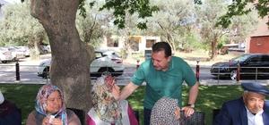Başkan Soylu annelerle buluştu