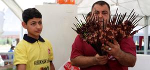 Kırıkhan'da 1. Ciğer Festivali