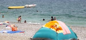 Antalya ve Muğla'da sıcak hava