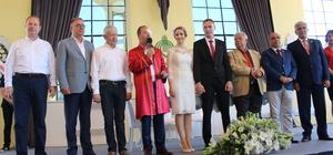Edirne Belediyesi Kültür Merkezi ve Nikah Salonu açıldı
