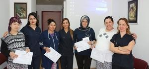 BEÜ Sağlık Uygulama ve Araştırma Merkezi'nde Gebe Okulu açıldı