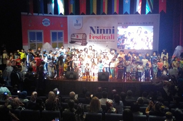 Esenler Belediyesi Anneler Günü'nü Afrika ninnileriyle kutladı