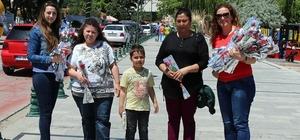 """Marmaraereğlisi Belediye Başkanı Uyan: """"Annelerimiz başımızın tacı, en değerli varlıklarımızdır"""""""