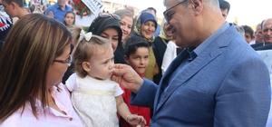 Başbakan Yardımcısı Kaynak, Burdur'da: