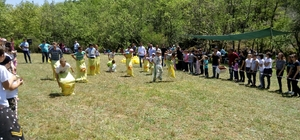 Beyçayırlılar derneği geleneksel piknik şenliği yapıldı