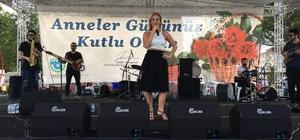 Çorlu'da Anneler Günü konseri düzenlendi