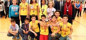 Keçiören Okullar Ligi'nde madalya heyecanı