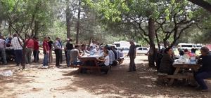 Sendika üyeleri piknikte buluştu