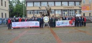 Sinop'ta Gençlik Haftası etkinlikleri başladı