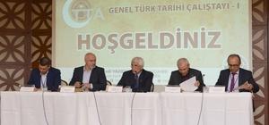 Genel Türk Tarihi Çalıştayı'nın ilki Tuzla'da gerçekleştirildi