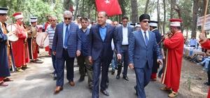 Kırım Türkleri, Ceyhan'da Tepreş Şöleni düzenledi