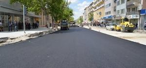 Kırşehir'de altyapı çalışmaları bitti