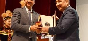 Kazakistan'da Gaspıralı ödülleri