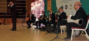 Karaman'da Türk Halk Müziği konseri