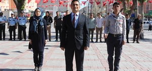 Karaman'da Gençlik Haftası kutlamaları başladı