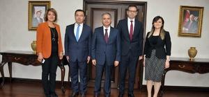 Karaman'da Sosyal Güvenlik Haftası kutlamaları