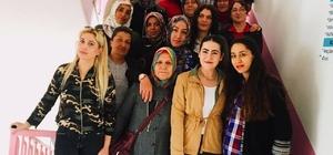 Pınarbaşı Belediyesinden Girişimcilik Kursları Son Buldu