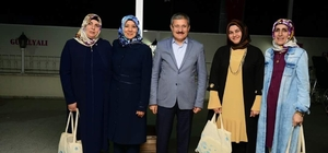 Patnos'tan İstanbul'a çıkarma yaptılar