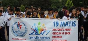 Karabük'te Gençlik Haftası kutlamaları başladı