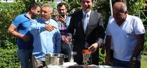 Avusturalya'nın Türkiye Büyükelçisi Larsen, Suriyeli çocukları ziyaret etti