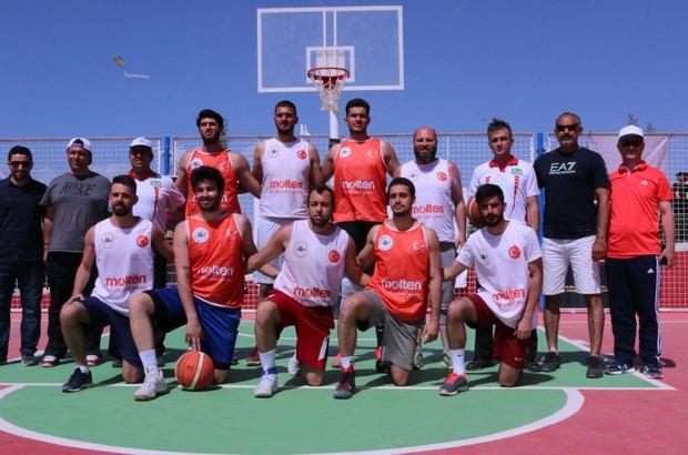 Küçükçekmece, Göller Arası Basketbol Turnuvası şampiyonu oldu