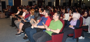 Siverek'te Liselerarası Tiyatro Yarışması başladı