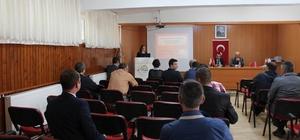Toplulaştırma Projesi Bilgilendirme  Toplantısı