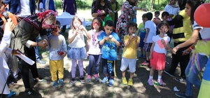 Harran Üniversitesinde geleneksel çocuk şenliği