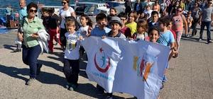Foça'da sağlıklı yaşam için yürüyecekler