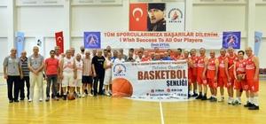 Basketbolun efsaneleri 19 Mayıs için buluşuyor