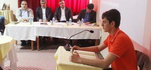 Kur'an- ı Kerim'i güzel okuma yarışması gerçekleşti