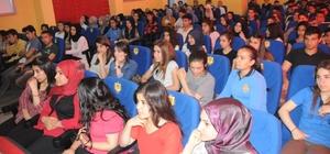 Cizre'de 'uyuşturucu' konferansı