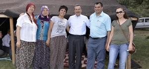 Başkan Ataç bahar şenliklerine katıldı