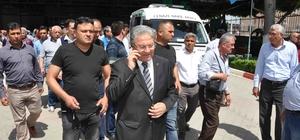 GÜNCELLEME - Eski Ulaştırma Bakanı Öksüz'ün ağabeyi öldürüldü