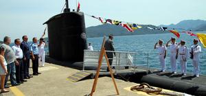 Savaş gemileri halka açıldı
