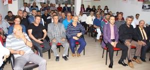 Edremit MHP'de kongre heyecanı