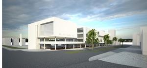 Mezitli Belediyesi'ne yeni hizmet binası yapılacak