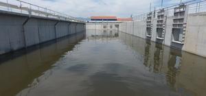 Gediz'i kurtaracak tesislerden biri daha faaliyete geçiyor