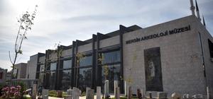 Mersin Arkeoloji Müzesi'nde geri sayım