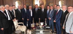 Başkan Yanılmaz Harput için Paris'te