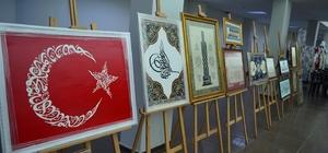Bitlis'te 'Hüsn-i Hat ve El İşleri' sergisi