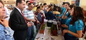 SYAL'de Bilim Fuarı açıldı
