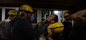 GÜNCELLEME 2 - Antalya'da maden ocağında gaz sıkışması