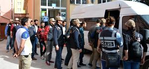 Kırşehir merkezli 7 ildeki PKK operasyonu