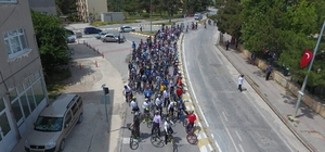 Vize Bisiklet Turu düzenlendi
